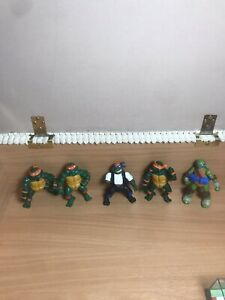 VINTAGE-1980-1990-s-TEENAGE-MUTANT-NINJA-TURTLES-TMNT-Bundle