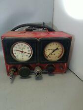 Vintage Sun Electric Corporation Leakage Vacuum Tester Model Lvt 33