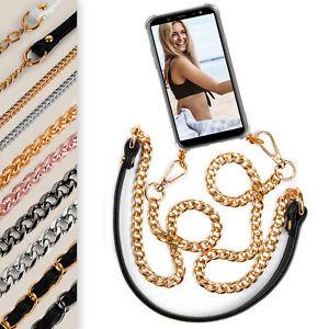 Chaine-En-Metal-Pour-Apple-IPHONE-11-Umhangehulle-Chaine-Etui-Etui-en-Silicone