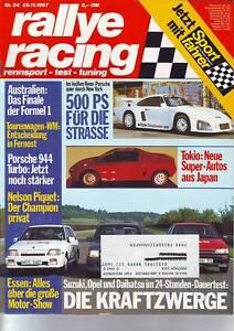 rallye racing 24/87 Porsche 944 Turbo S/935 Daytona dp Motorsport/405 Mi 16/1987 - <span itemprop=availableAtOrFrom>Peine, Deutschland</span> - Vollständige Widerrufsbelehrung Widerrufsbelehrung Widerrufsrecht Sie haben das Recht, binnen einem Monat ohne Angabe von Gründen diesen Vertrag zu widerrufen. Die Widerrufsfrist beträgt ei - Peine, Deutschland