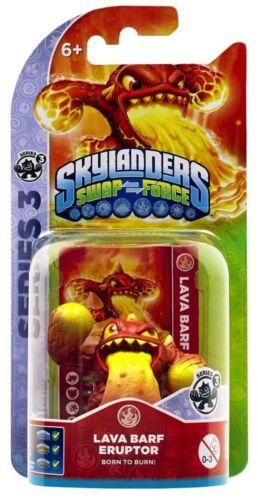 Skylanders Swap Force Eruptor Single Character Pack Xbox 360//PS3//Nintend...
