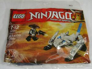 Lego Ninjago Dragon Hunter polybag set number 30547 lot of 3!