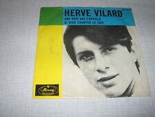 HERVE VILARD 45 TOURS HOLLANDE UNE VOIX QUI T'APPELLE