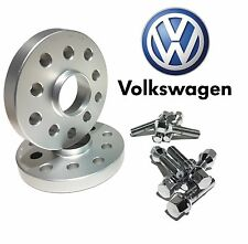 2 - 20mm Wheel Spacers | 10 lug bolts | VW Jetta Audi a4 | 5x100 | 5x112 | 57.1