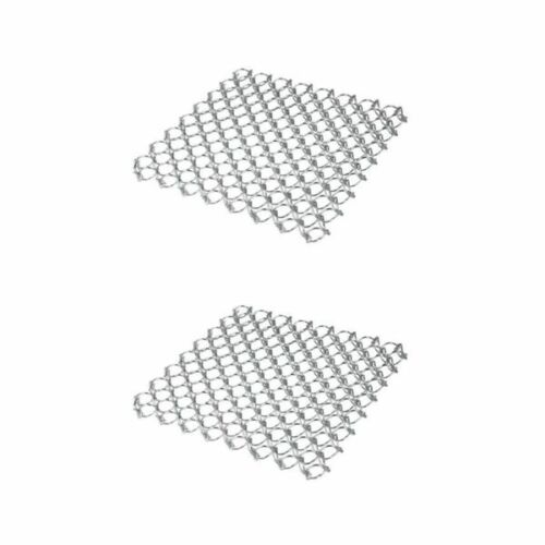 2er Set topfuntersetzer dessous de verre spiraltopfuntersatz topfablage métal