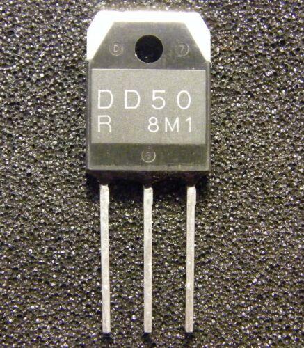Sanyo 5x DD50R Damper Diode 1500V 5A