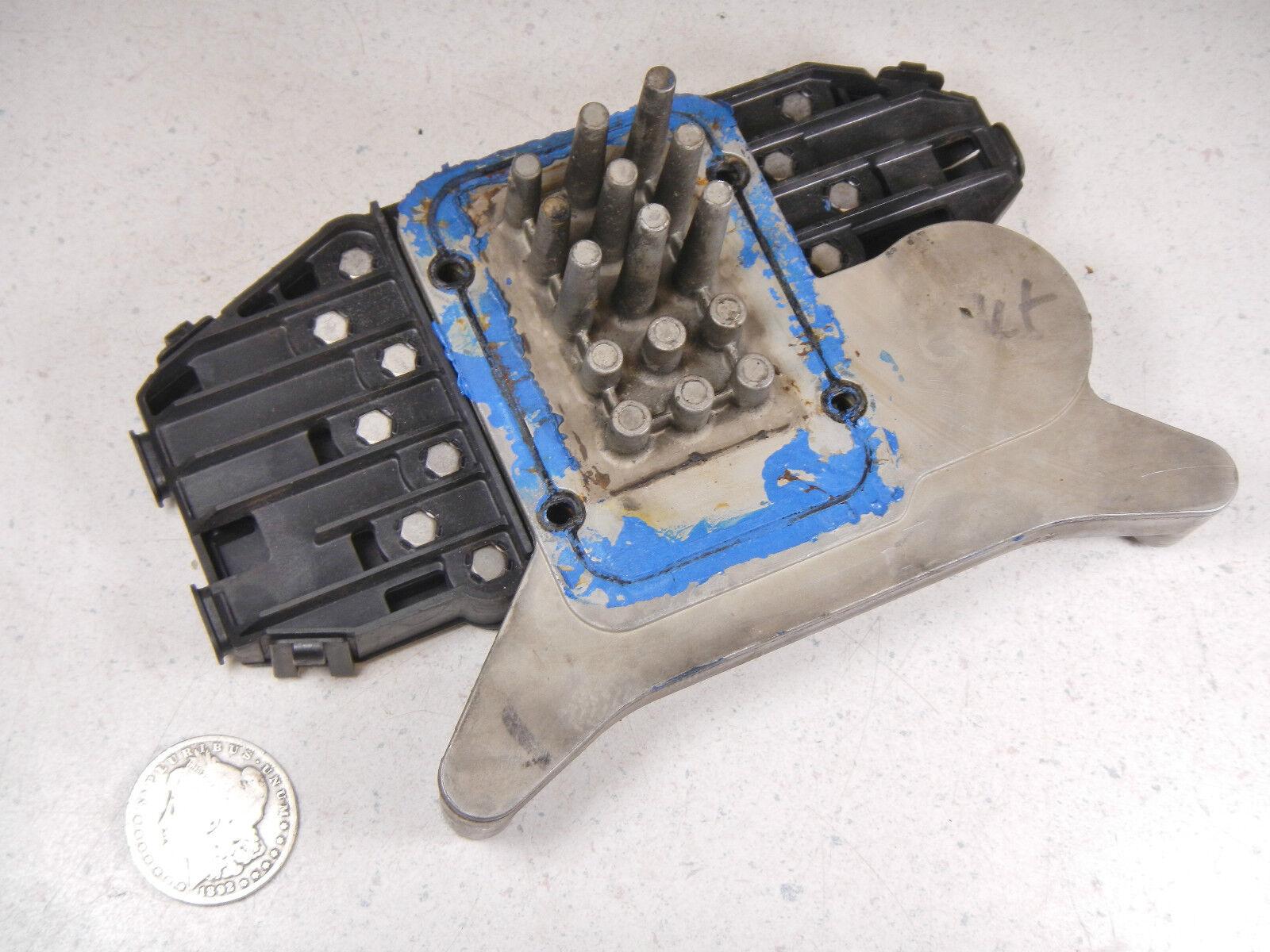 99 Omc Evinrude 115HP Gleichrichter Regler Gleichrichter 115HP c51776