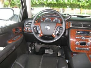 Details About Chevrolet Chevy Suburban Ls Lt Z71 Interior Dash Trim Kit 2010 2011 12 2013 2014