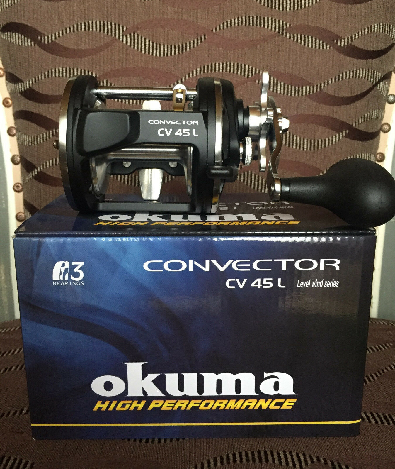 Okuma convector cv-45l Multi Rol