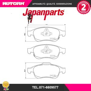 PA031AF-Kit-pastiglie-freno-a-disco-ant-Dacia-Renault-MARCA-JAPANPARTS