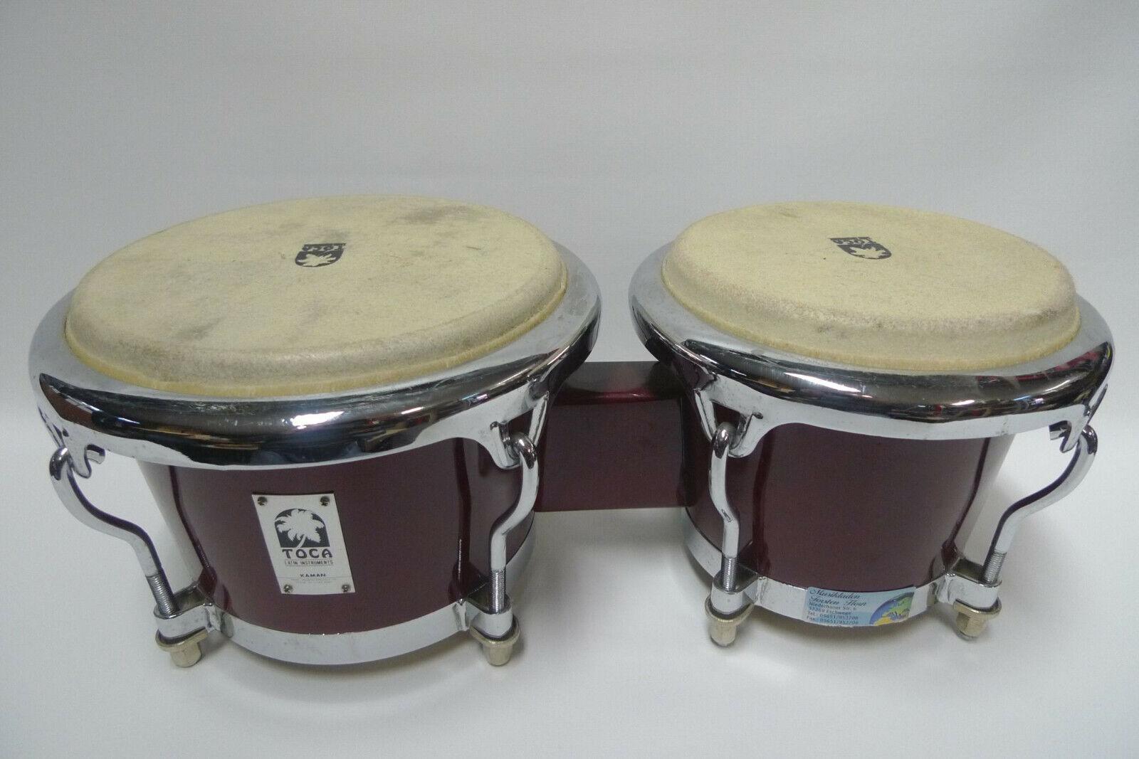 Toca Kaman Bongos - Latin Instruments - Ø 8  + 7  - Toca Bongo