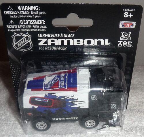 NHL 2015 NEW YORK RANGERs Zamboni  Brand Neu Top Dog