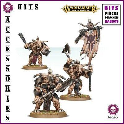 Chaos Barbaren Marauder Mantel Cloak AoS Warhammer Fantasy Bitz 3578