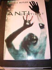 Anti-Sentient by Linda Butler (2012, Paperback)  Zombie Horror