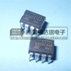 5PCS-L2722-PDIP-8-OP-Amp-Dual-GP-14V-28V