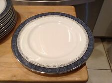 """Royal Doulton Sherbrooke H5009 10 5/8"""" Dinner Plate in Excellent Condition"""