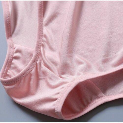 Damen Seide Unterwäsche Unterhose Schwangerschaft Höschen Hohe Taille Böden