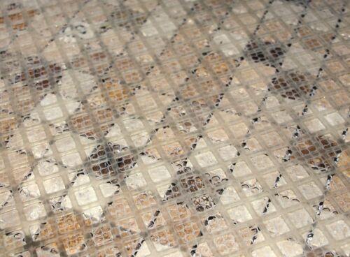 Beava Mosaic maille soutien feuille x 11 rend mosaïque fixation très rapide et simple