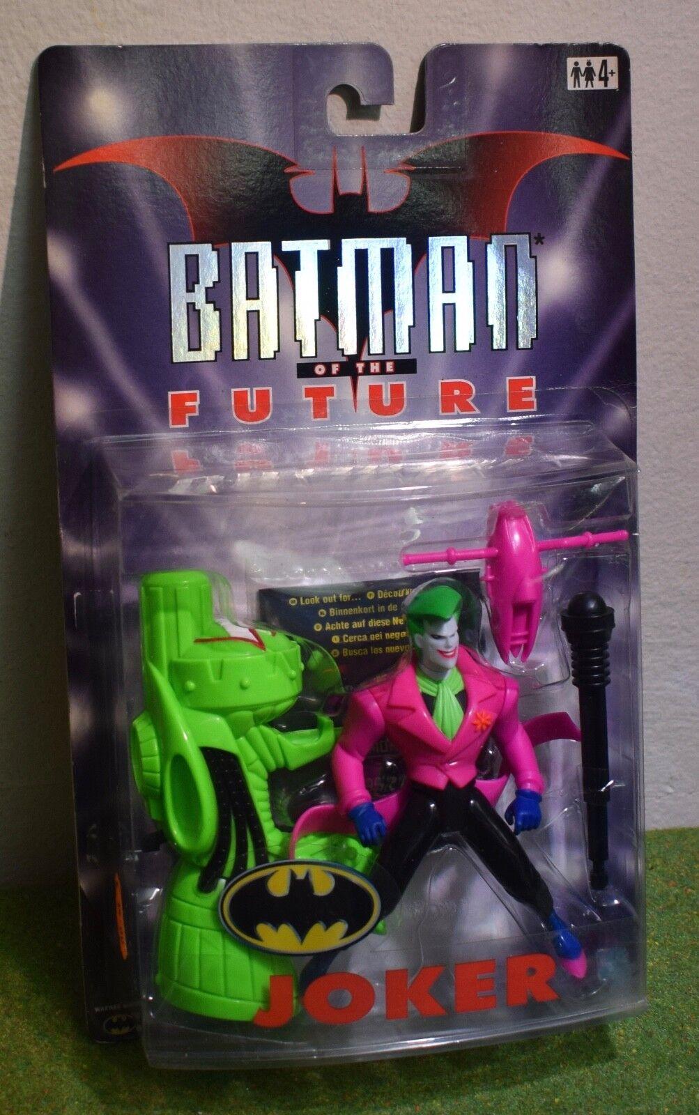 HASBRO BATMAN OF THE FUTURE JOKER ACTION FIGURE