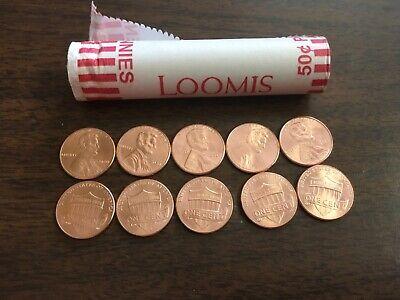 2019 Coins PDS Quarters; 5 MS//BU Coins P/&D;Cent//Pennies