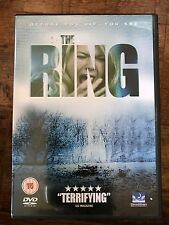Naomi Watts Brian Cox THE RING ~ 2002 Cursed Videotape Horror Remake | UK DVD