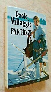 Paolo-Villaggio-FANTOZZI-Rizzoli-I-Ed-Agosto-1971-Prima-edizione