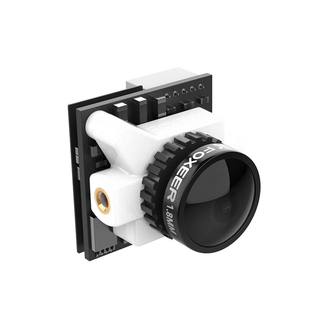 Foxeer Micro Falkor 1200TVL Cámara PAL NTSC gwdr conmutable para la vista en primera persona Racing Drone