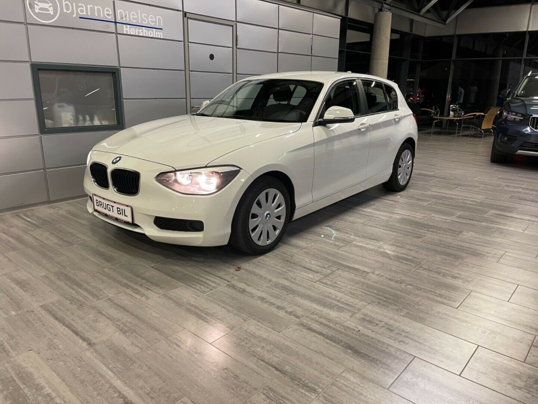 BMW 116i 1,6 aut.
