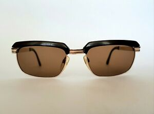 1960-1970s-AUTHENTIC-RODENSTOCK-1-20-12-KARAT-GOLD-FILLED-LARGE-SUNGLASSES