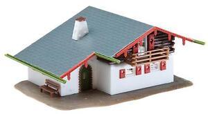 Faller Ho Mountain Chalet Kit 130287 Ebay