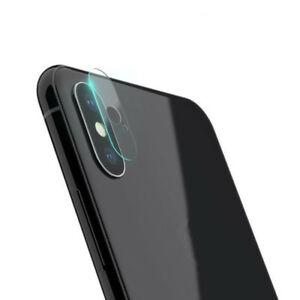 best sneakers 5f8a8 10594 Details about 3x Soft Tempered Glass Rear Camera Lens Protector Film for  iPhone X XS XR XS Max