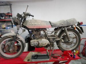 Details about Ducati 350 Forza without engine or spare parts