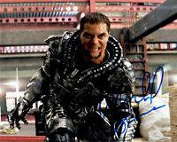 Michael Shannon: Man of Steel (Superman) Zod 8x10 Authentic Autograph