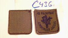 Niederlande Armabzeichen 42 PainfBat Limburgse Jagers 1 Stück (c436-)