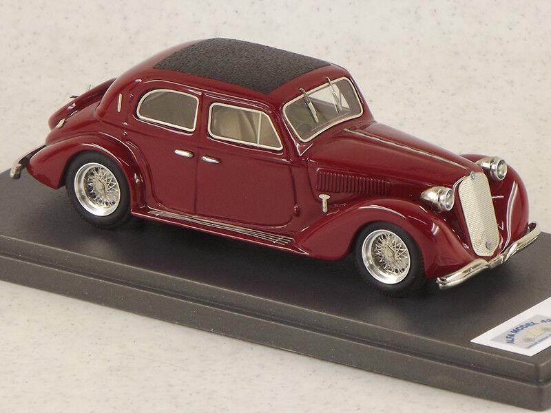 AM43356 ALFA ROMEO 6c 2300 SPYDER BRIANZA MILLE MILES 1937
