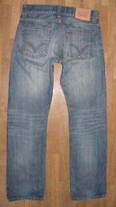""">>> Levi `S 506 Standard D' Homme Jeans / Levis Bleu Jeans en Bleu W31 """" / L32 """""""