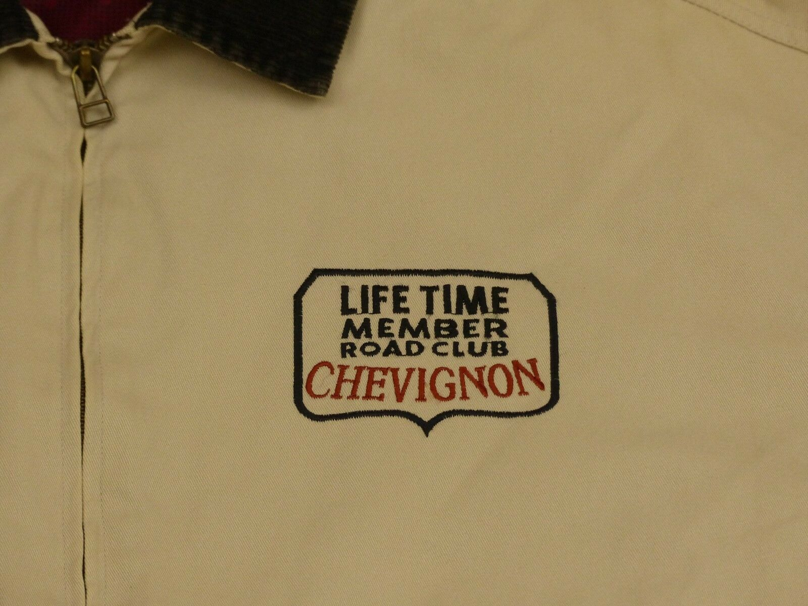 * Charles Chevignon Casual Veste * Road Club High Rollers xxl * Vintage * Gr: xxl Rollers * TIP TOP 4664dc