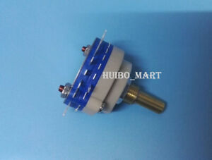 1PC-1-Pole-24-step-Rotary-Switch-Attenuator-Volume-Potentiometer-HIFI-DIY-parts