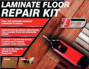 Dekton laminate floor worktop repair kit wax system for for Kit riparazione parquet