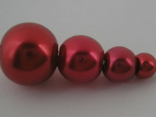 Color Perla Y Diamante dejar pendientes para mujeres niñas Madrinas Bodas 4T