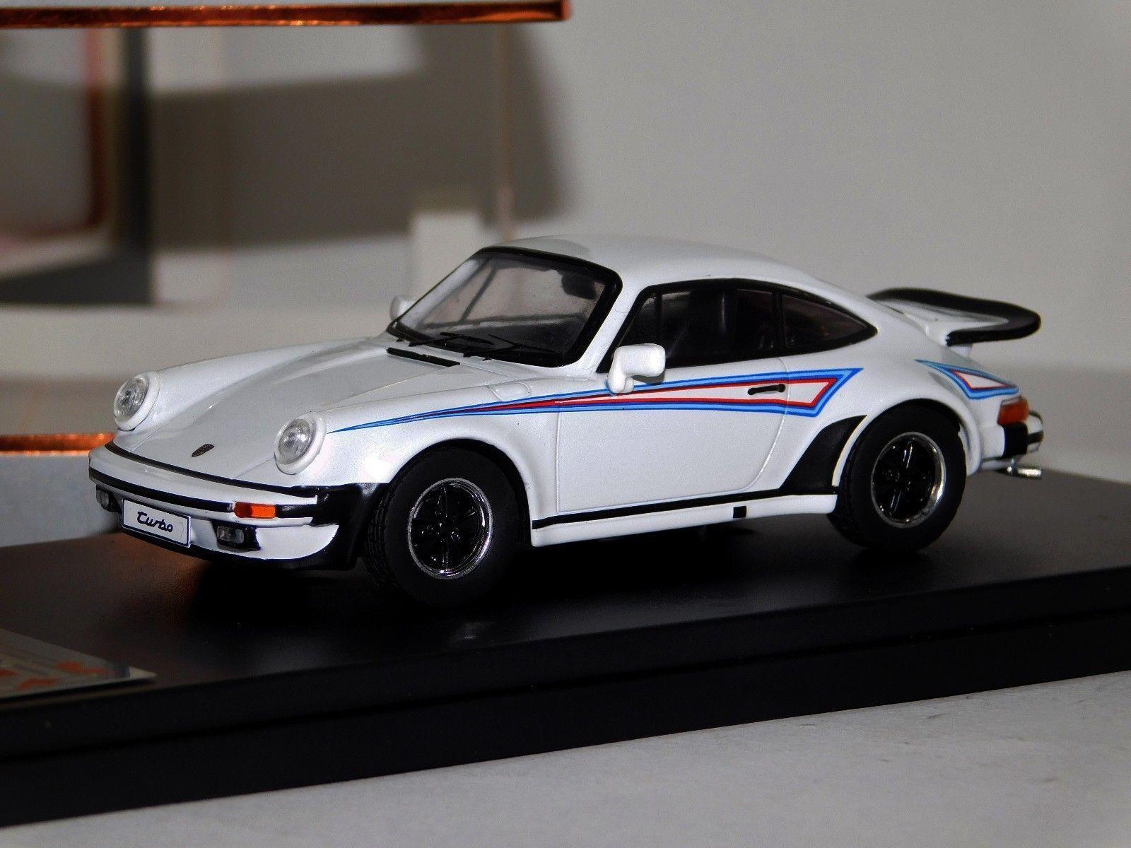 PORSCHE 911 TURBO 1975 MARTINI EDITION PREMIUMX PRD109 1 43