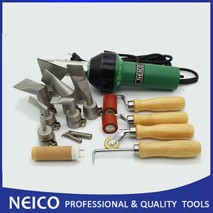 High Quality Single Ply Roofing Welding Kits Of Plastic