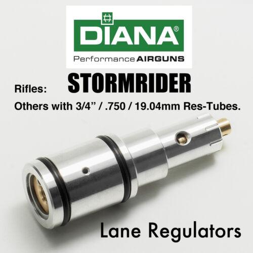 """/""""Mk9 Lane Lancet/"""". DIANA Stormrider PCP-compatible Airgun Régulateur"""