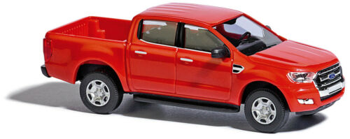 Busch 52801 Ford Ranger rot HO 1:87 NEU