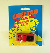 Vintage 1980's Cheetah Motorized Quality Die Cast -Toyota 4WD Pick Up