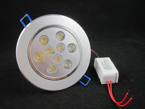 3W 5W 7W 9W 12W 15W 18W Recessed LED Ceiling Downlights Spot Lights Lamp Bulb RM