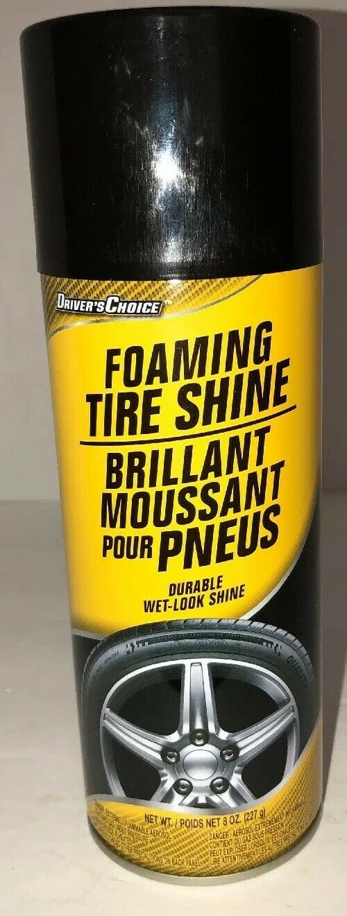 Forming Tire Shine
