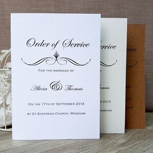Personalised-Order-Of-Service-Booklets-Lots-of-card-choices-up-to-12-pages