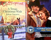 Harlequin Christmas Romance 2015 Two Pack Paperback Set 633