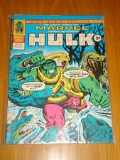 MIGHTY WORLD OF MARVEL #230 1977 FEB 23 BRITISH WEEKLY